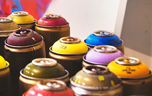 Montana, MTN and Liquitex Spray Paints available online at the best prices.