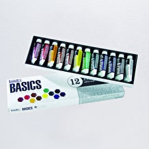 Liquitex Basics Set of 12 22ml