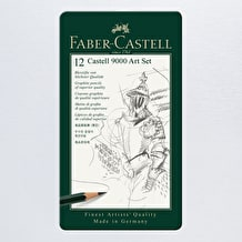 Faber-Castell 9000 Pencil Art Set of 12
