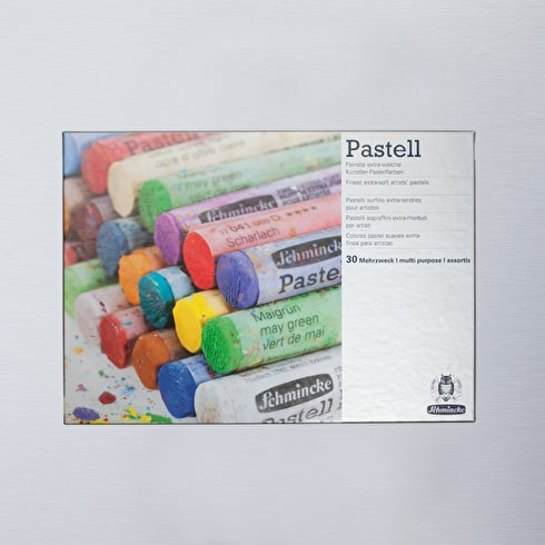 Schmincke Pastell Malkästen Pastels Assorted Colours Set of 30