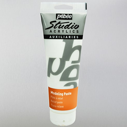 Pebeo Modeling Paste 250ml