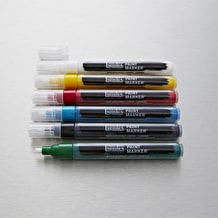Liquitex Fine Marker Assorted Colours Set of 6