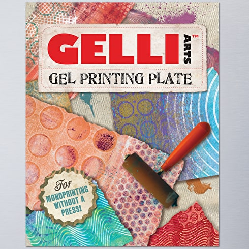 Gelli Arts Gel Printing Plate 8 x 10 inches