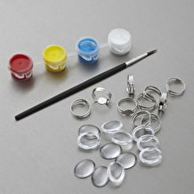 Creativity For Kids 10 Opti Art Rings Mini Kit