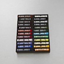 Sennelier Soft Pastel Set of 24 Assorted Colours
