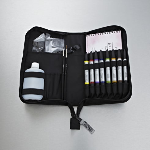 Winsor & Newton Watercolour Marker Wallet
