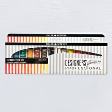 Dalery Rowney Designer Gouache Introduction Set of 12 15ml