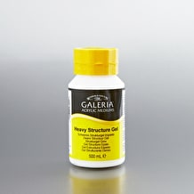 Winsor & Newton Galeria Heavy Structure Gel 500ml