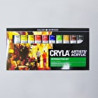 Daler Rowney Cryla Acrylic Introduction 22ml Set of 10