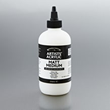 Winsor & Newton Artists' Acrylic Matt Medium 250ml