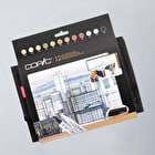 Copic Original Marker Architecture Wallet Set of 12