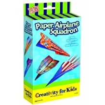 Faber-Castell Creativity For Kids Paper Airplane Squadron Mini Kit