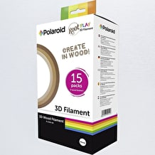 Polaroid 3D Wood Filament Set of 15