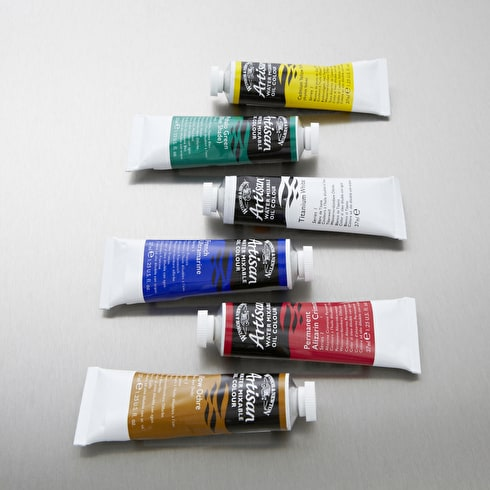 Winsor & Newton Artisan Water Mixable Oil Colour Beginners Set