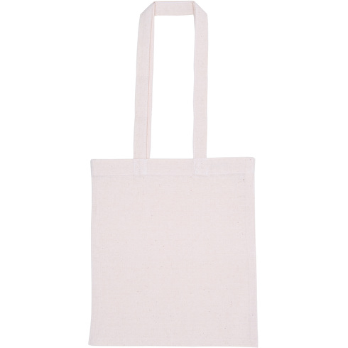Rico Designs Natural Bag with Long Handles 38 x 42cm