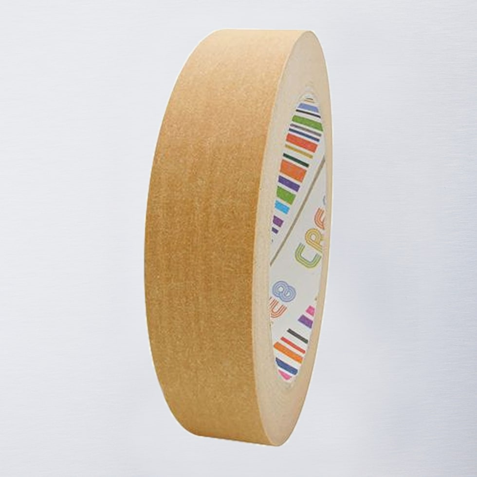 Cre8 Brown Eco Paper Framing Tape Tapes Adhesives Cutting