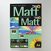 Permajet Digital Photo Paper Matt Plus 240gsm 25 Sheets