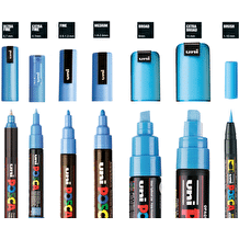 Uni Posca Waterbased Pigment Ink Marker