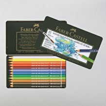 Faber-Castell Albrecht Durer Artists' Watercolour Pencils Tin Set of 12