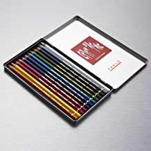 Caran D'ache Pablo Artists' Quality Water Resistant Pencil Set of 12