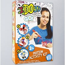 Cool Create I DO 3D Go! Motion Activity Kit Set
