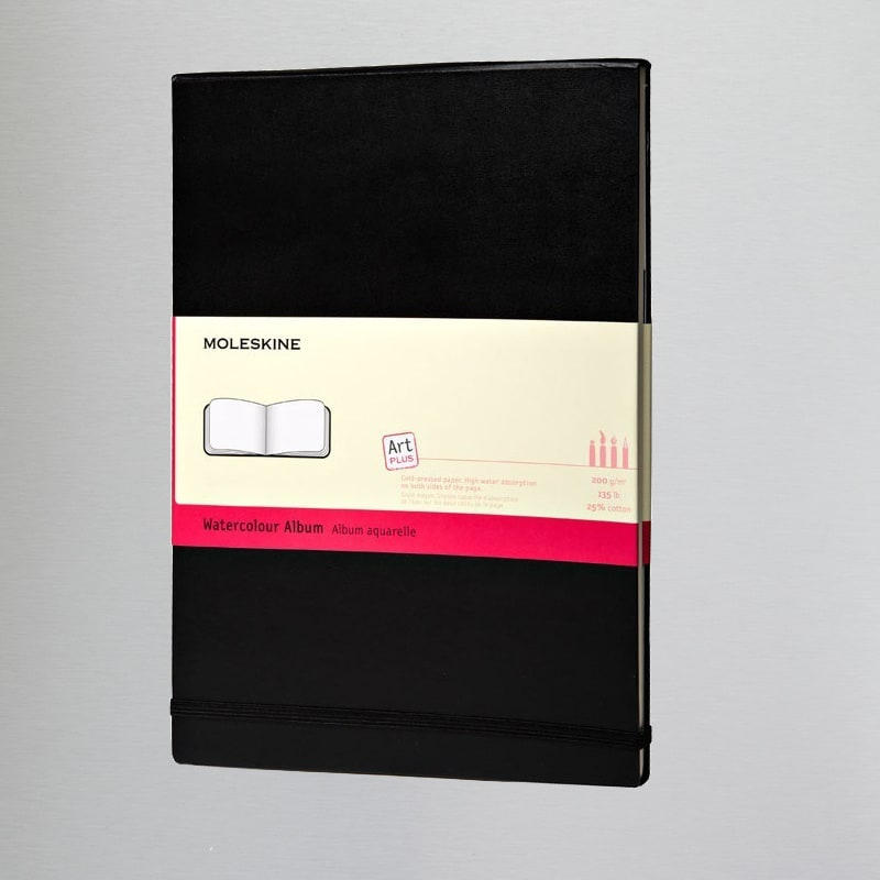 Moleskine watercolour notebook buy professional art for Buy blueprint paper