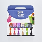 Creativ Creamy Silk Clay 35ml Bright Colours Set of 6