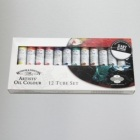 Winsor & Newton Artists' Oil Colour Set of 12 21ml