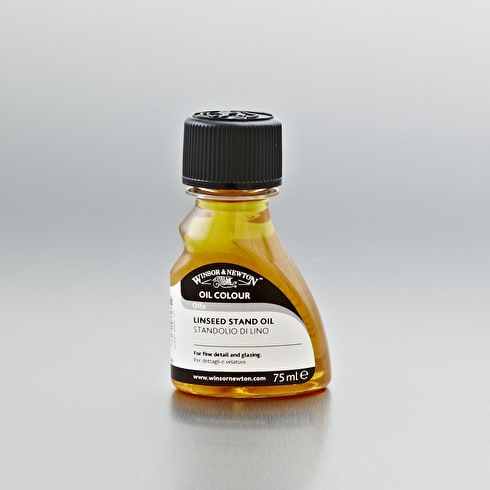 Winsor & Newton Linseed Stand Oil 75ml