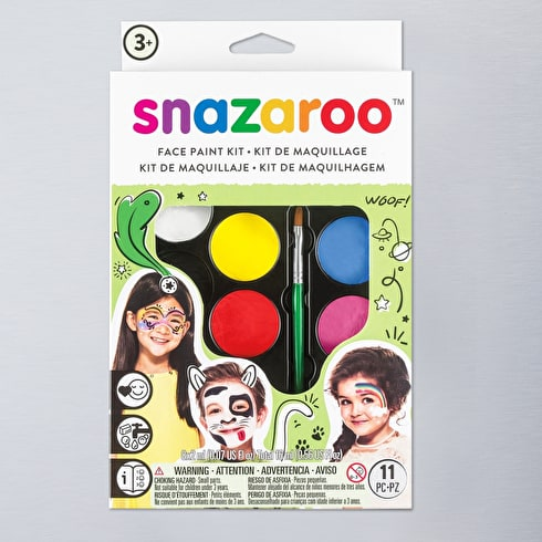 Snazaroo Unisex Face Painting Kit | FacePaint | Cass Art