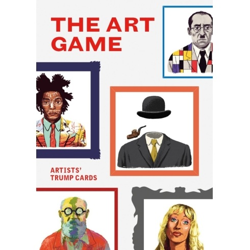 Art Game: Artists' Trump Cards by James Cahill