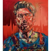 Brad Kenny Portraiture: From Sketch to Oil, Cass Art Kingston, 11th March 2-6pm