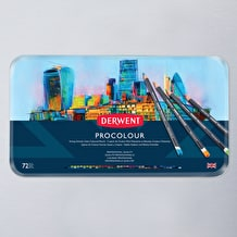 Derwent Procolour Tin Set of 72