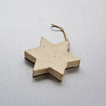 Decopatch Papier Mache Star