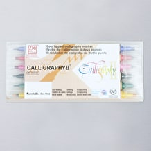 Kuretake Zig Calligraphy II Set of 6