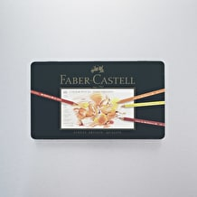 Faber-Castell Polychromos Artist Assorted Tin Set of 60