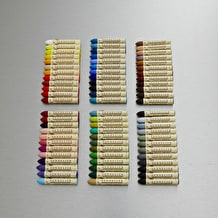 Sennelier Oil Pastel Set of 72 Assorted Colours