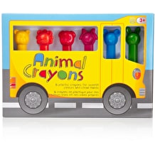 NPW Animal Crayons Set of 6