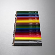 Maped Pencils Pack of 36 Assorted Colours