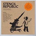 Stencil Republic by Oliver Walker