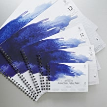 Winsor & Newton Artists' Watercolour Spiral Pad 140lb