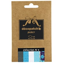Decopatch Pocket Coordinated Papers No. 8