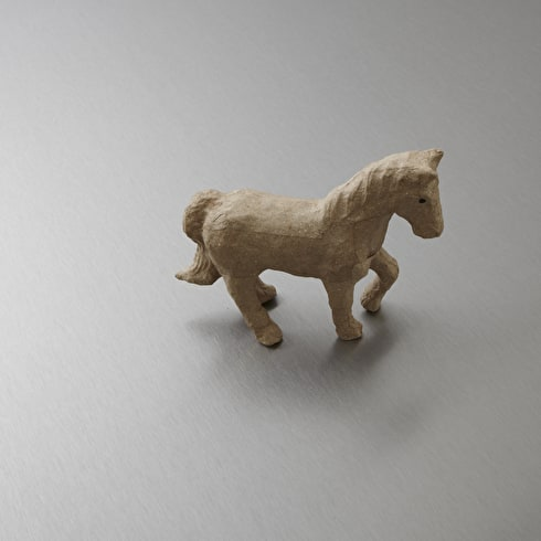 Decopatch Very Small Papier Mache Animal Horse