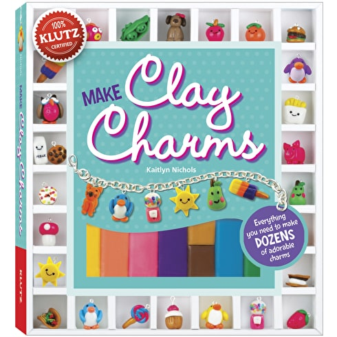 Make Clay Charms by Kaitlyn Nichols