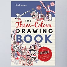 The Three Colour Drawing Book by Sarah Skeate