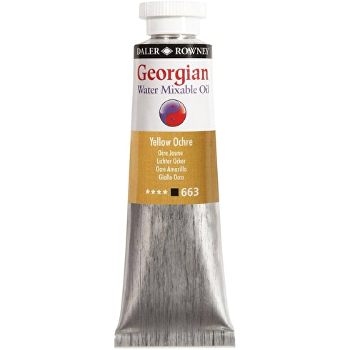 Daler Rowney Georgian Water Mixable Oil Colour
