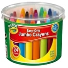 Crayola Jumbo Crayons Pack of 24 Assorted Colours