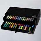 Rembrandt Soft Pastel Box 30 Half Bars & 15 Full Bars Assorted Colours Set of 45