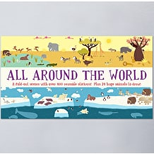 All Around the World by Geraldine Cosneu