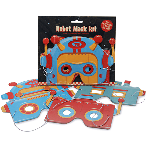 Clockwork Soldier Robot Mask Kit